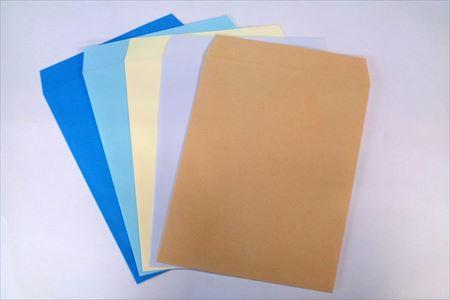 愛媛で名刺印刷やおしゃれなデザインの封筒を作って自己・自社をアピール