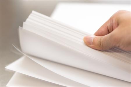 印刷に使用される用紙のサイズについて