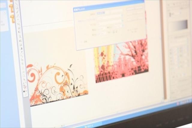 データ入稿について-完全データ型と部品データ型-。愛媛でチラシ・ポスターのデザイン作りをお手伝いする【スイッチプラン】のデータ入稿のイメージ画像